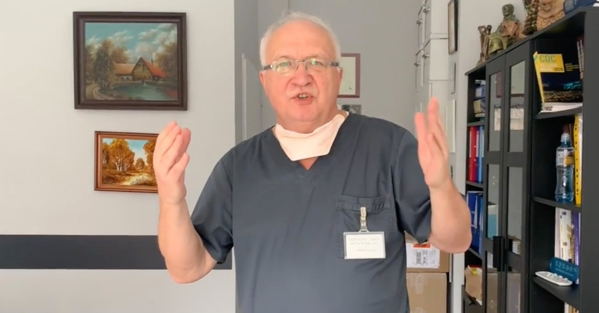 prof. Simon krytykuje kościół katolicki