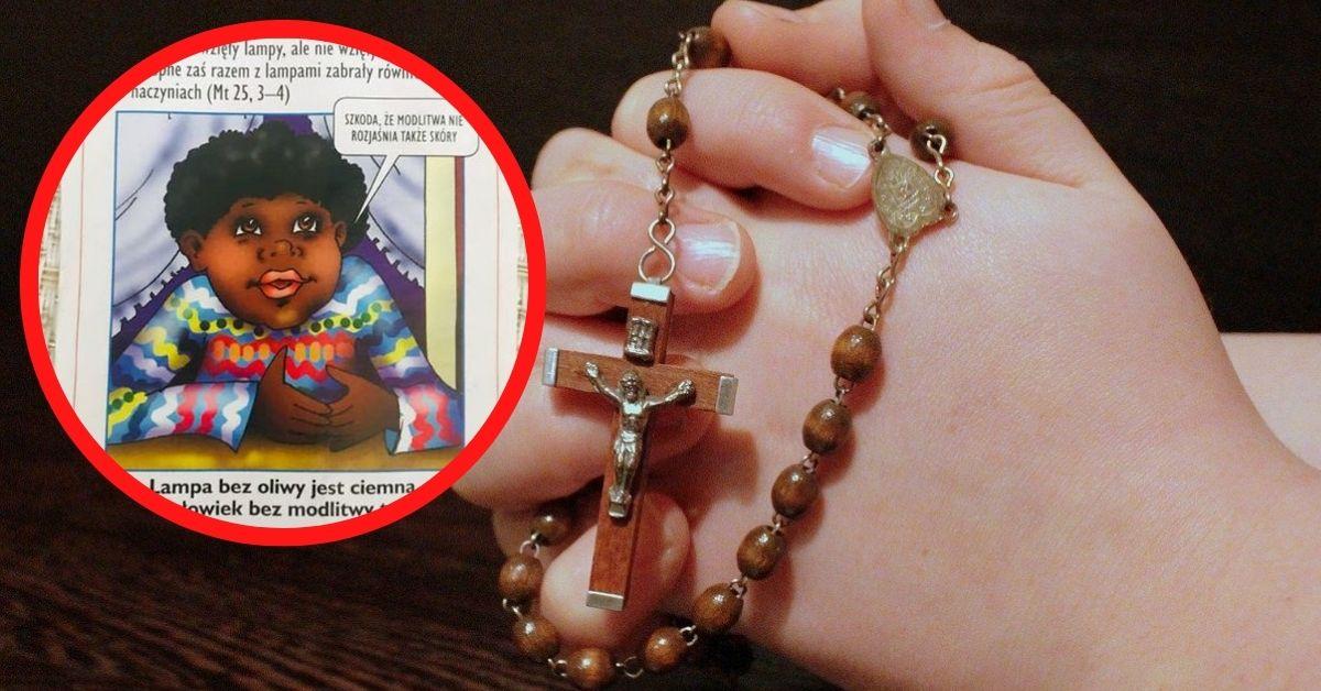 Religijne czasopismo oskarżone o rasizm