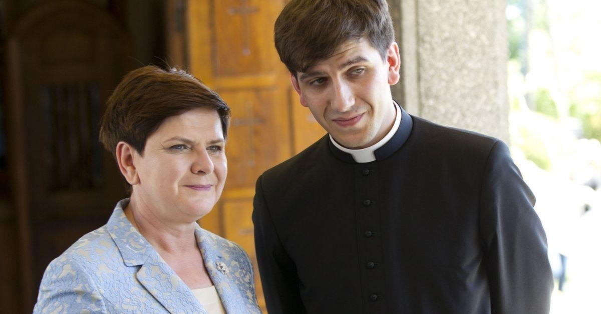 Tymoteusz Szydło nie jest już księdzem
