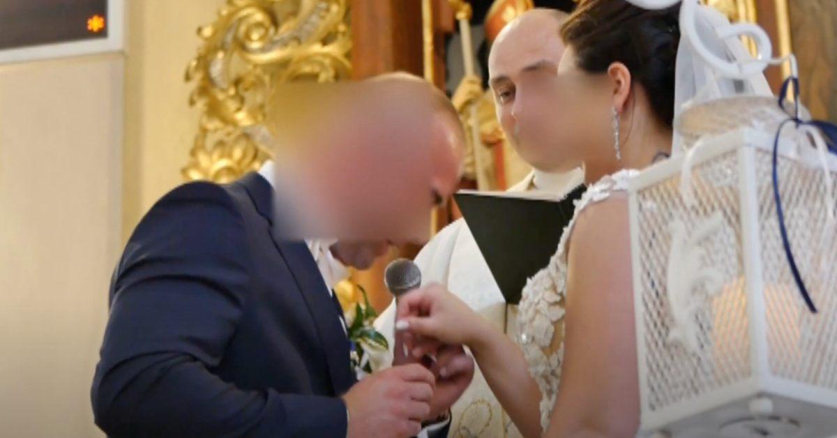 wpadka na ślubie