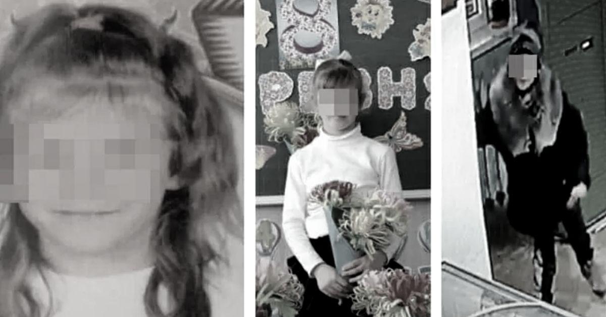 Zaginiona 7-latka z Ukrainy