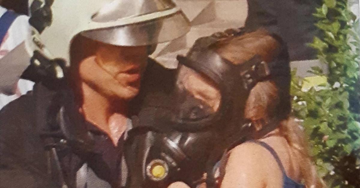 14 lat temu strażak uratował 4-latkę 2