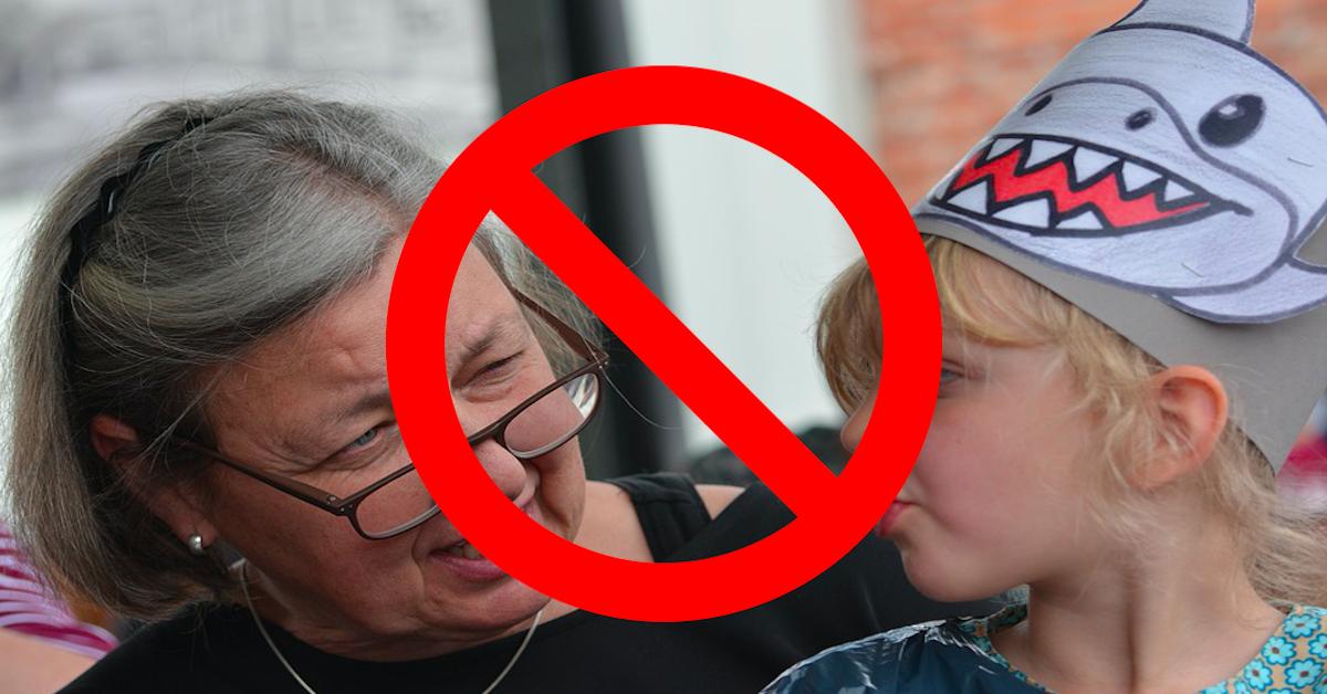 Babcie nie powinny wychowywać dzieci