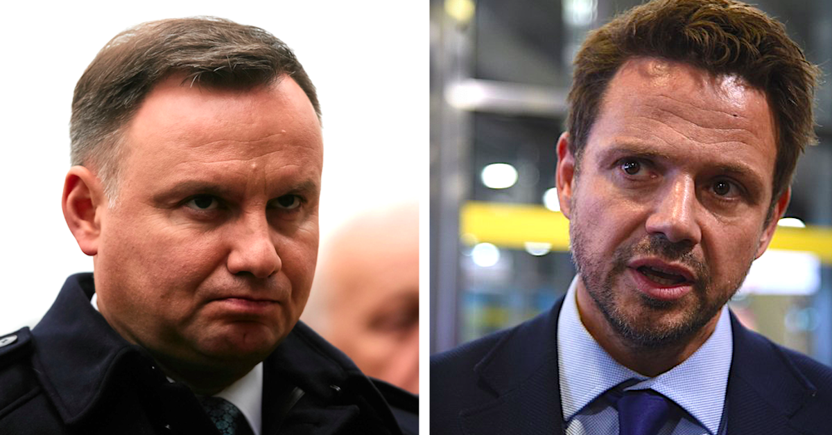 Duda i Trzaskowski znów w konflikcie