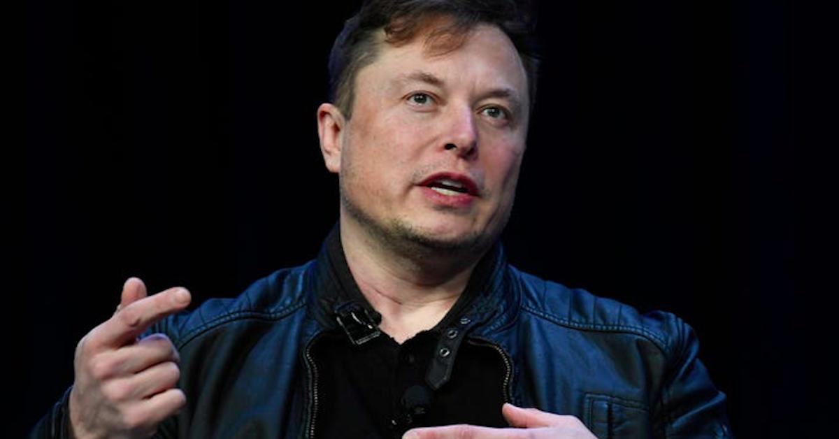 Elon Musk o wysłaniu ludzi na Marsa