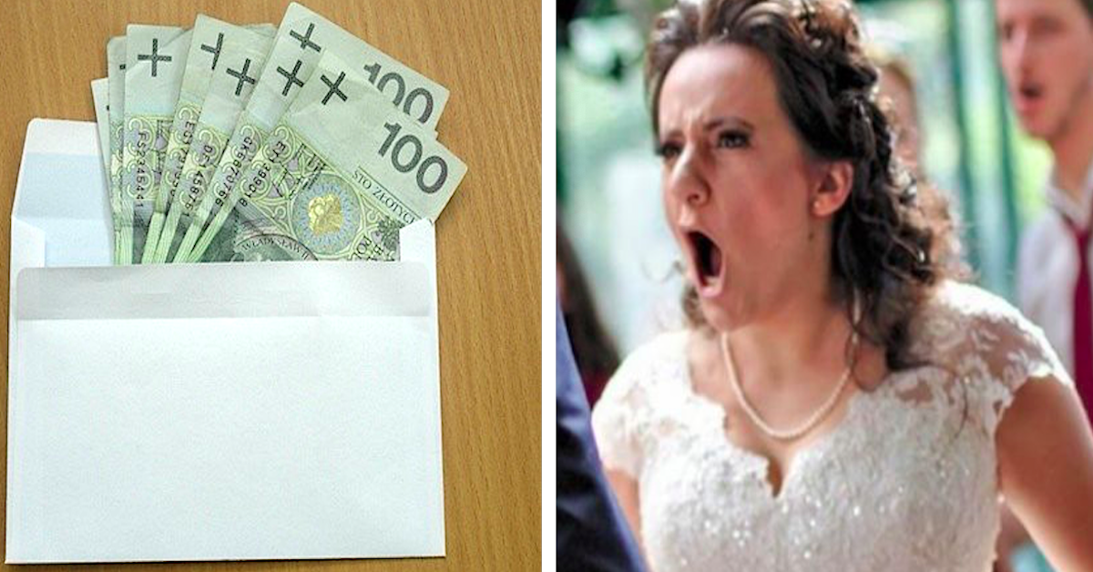 Ile dać pieniędzy na wesele