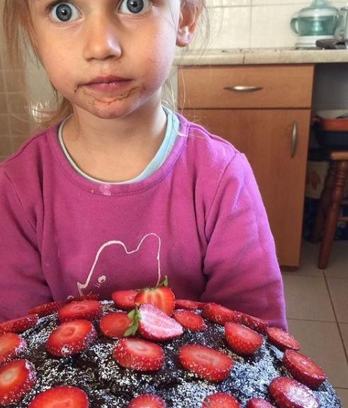 Justyna Żyła ma problem z córką 3