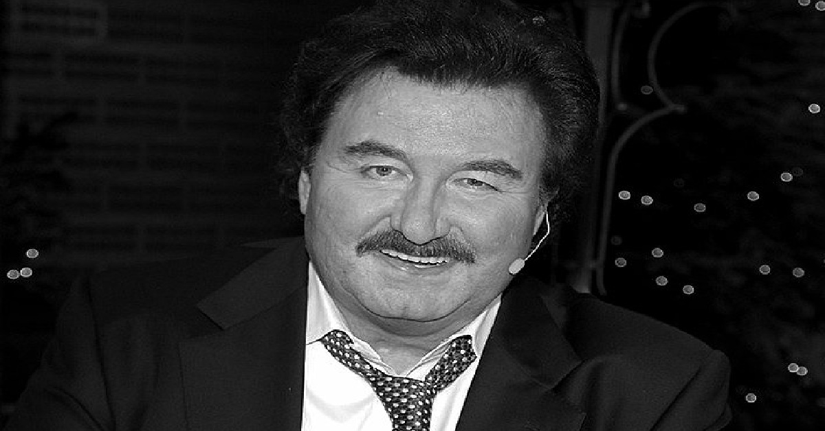 Krzysztof Krawczyk wystąpił w Kiepskich