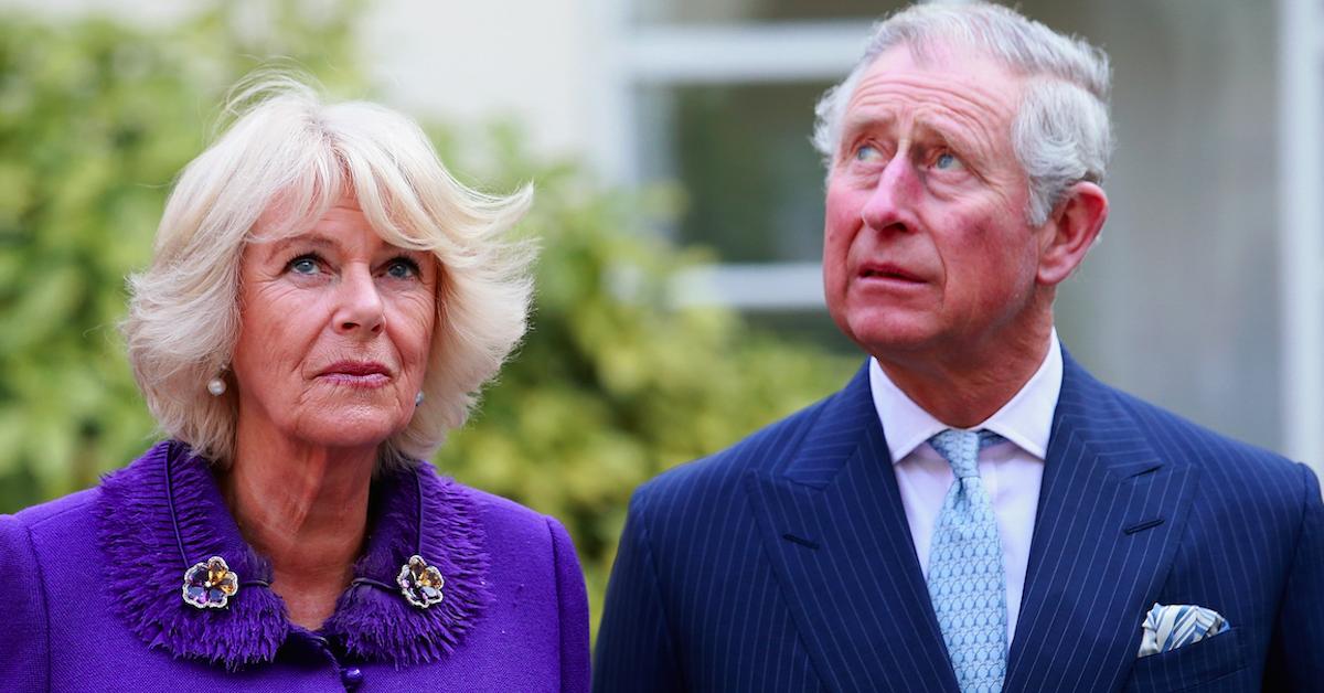 Książę Karol i księżna Kamila mieli syna