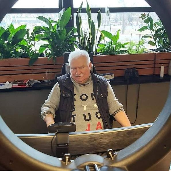 Lech Wałęsa o wierze w Boga 5