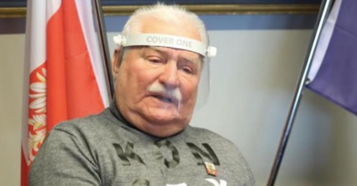 Lech Wałęsa o wierze w Boga