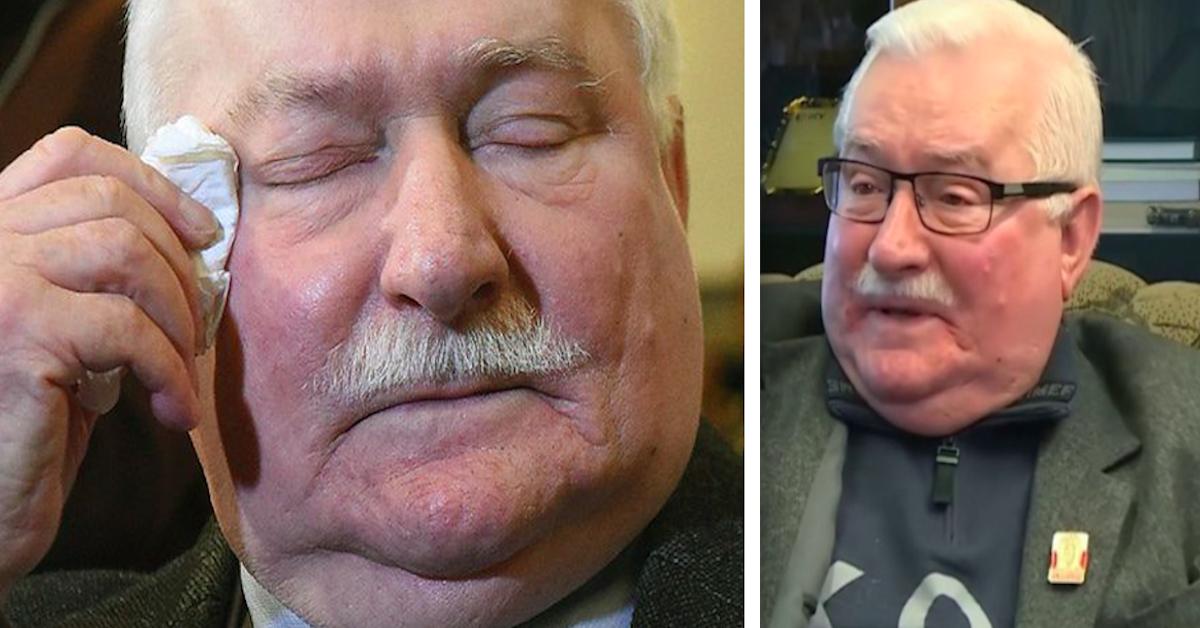 Lech Wałęsa szczerze o żonie
