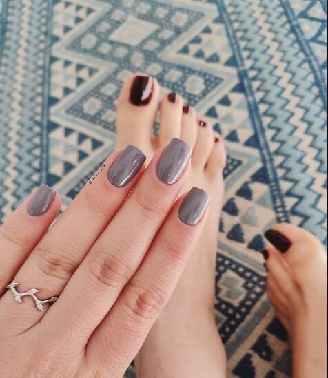 Moda na długie i sztuczne paznokcie