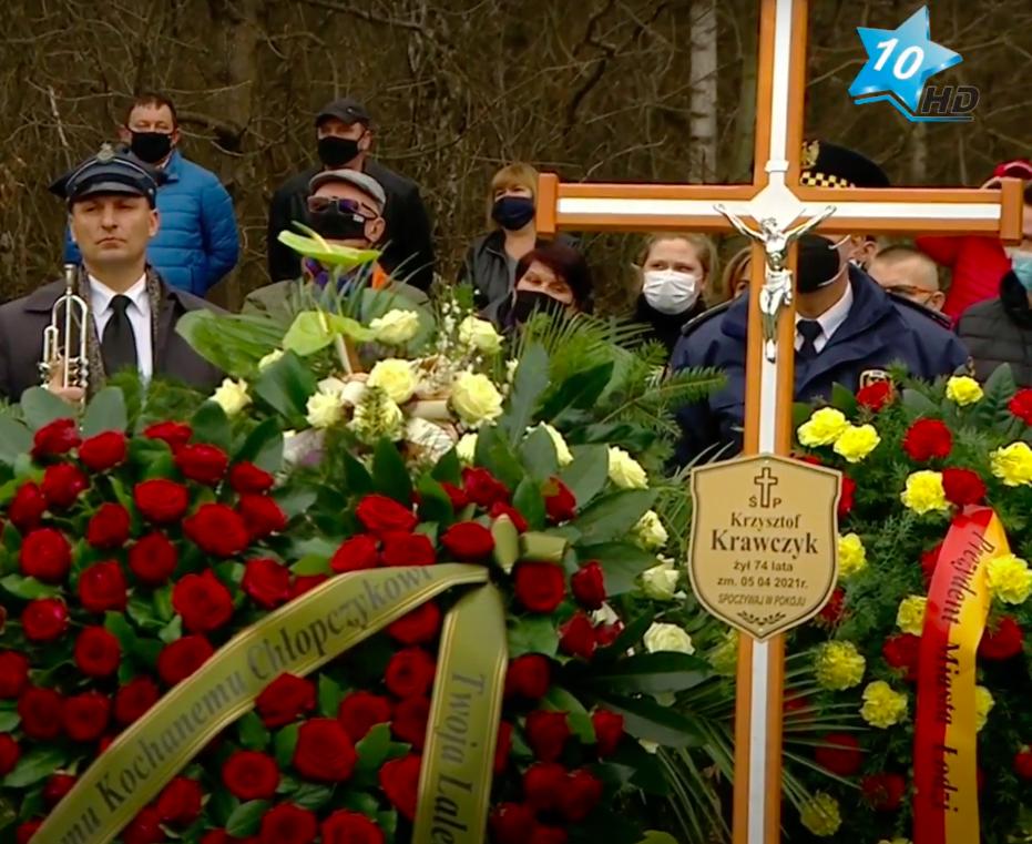 Ostatnie pożegnanie Krzysztofa Krawczyka