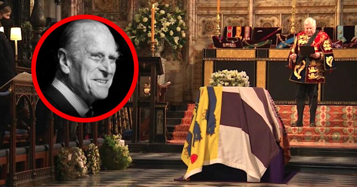 Ostatnie pożegnanie księcia Filipa