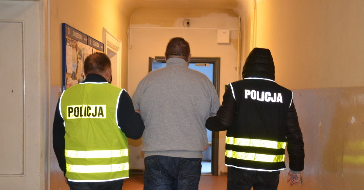 Policja zatrzymała dwóch mężczyzn