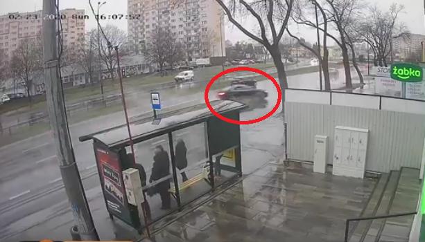 Śmiertelny wypadek w Łodzi