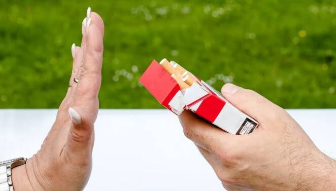 Zakaz palenia na balkonie