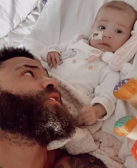 Znany piłkarz stracił dziecko