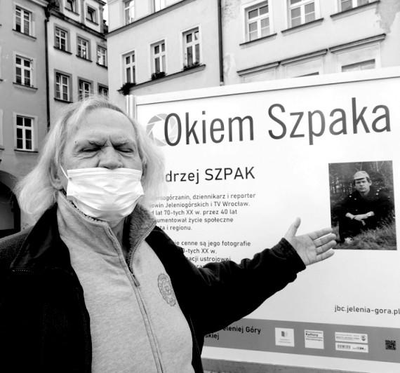 nie żyje Andrzej Szpak