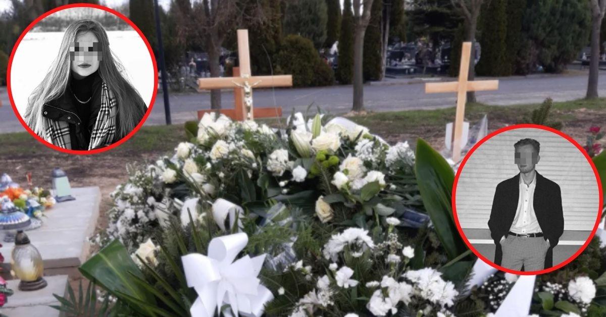 Pogrzeb Patrycji i Krystiana