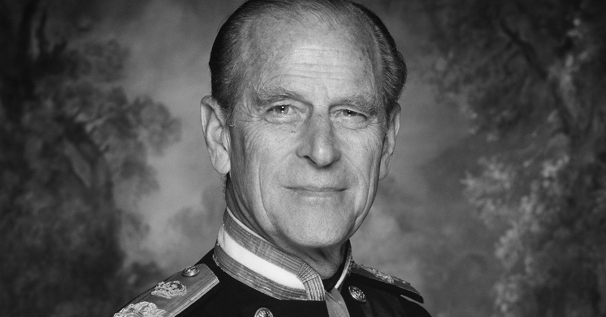 zmarł książę Filip