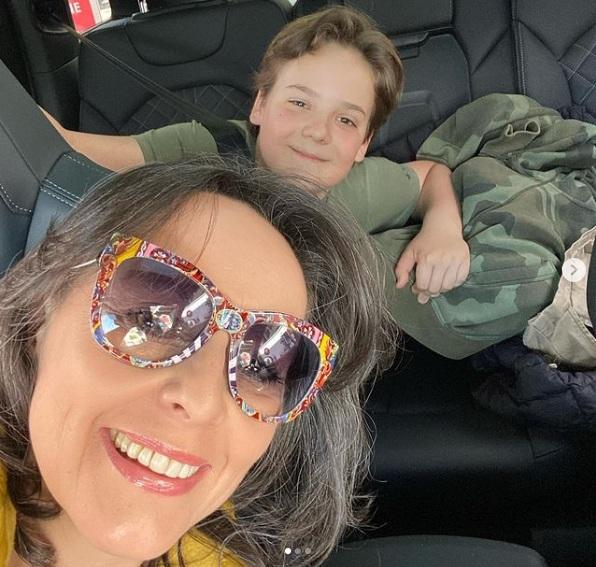 10-letni syn Anny Korcz prowadził samochód