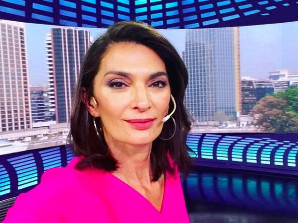 Andrea z serialu Zbuntowany Anioł