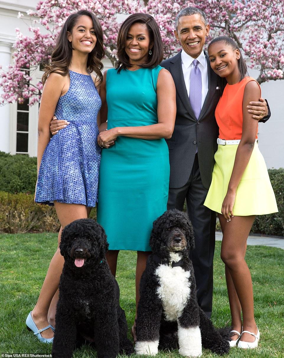 Barack Obama pogrążony w żałobie