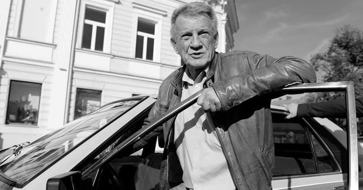 Bronisław Cieślak o swoim ojcostwie