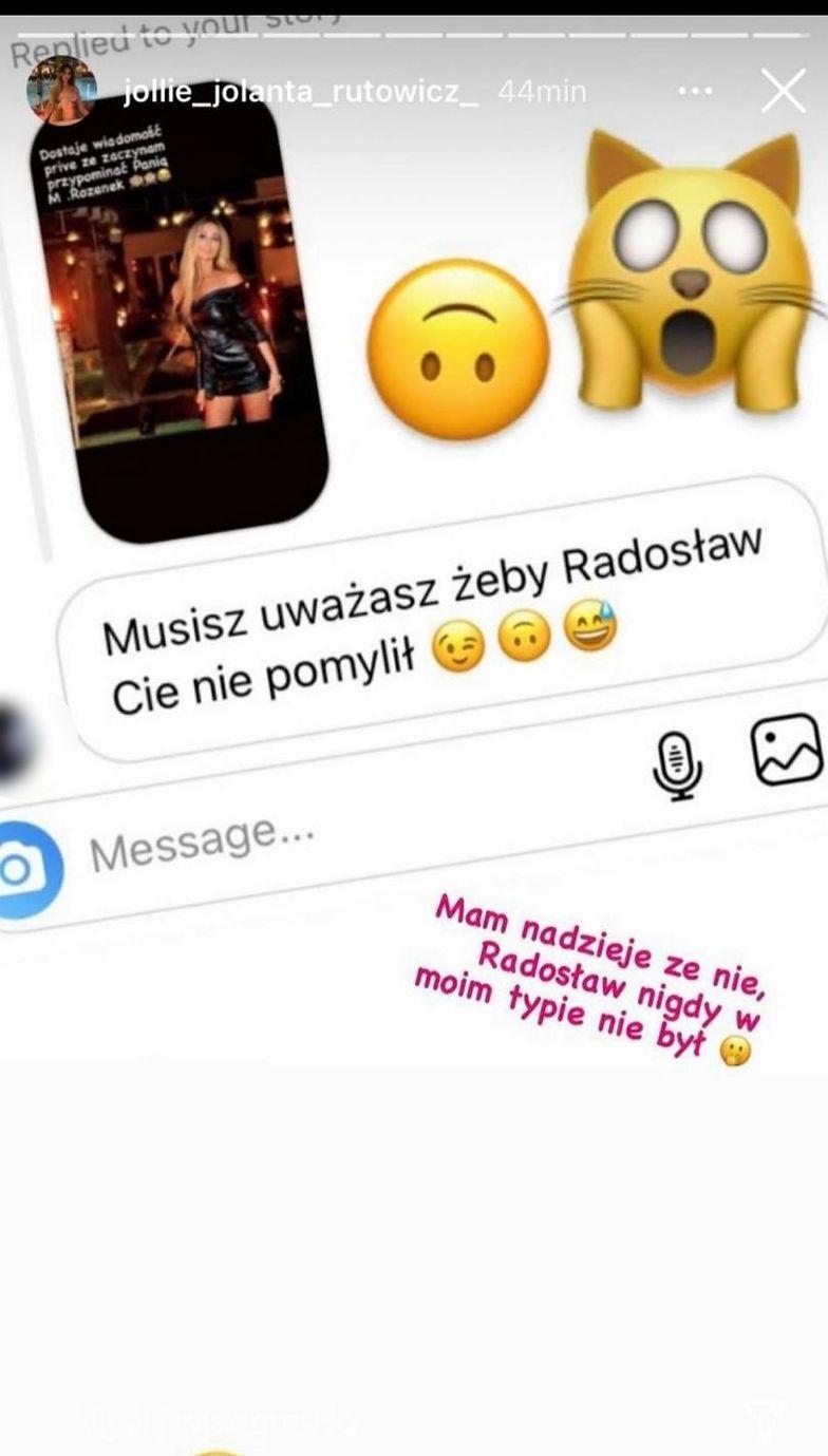 Jola Rutowicz upodabnia się do Małgorzaty Rozenek