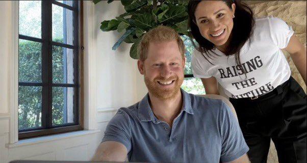 Książę Harry spotkał się z Oprah Winfrey