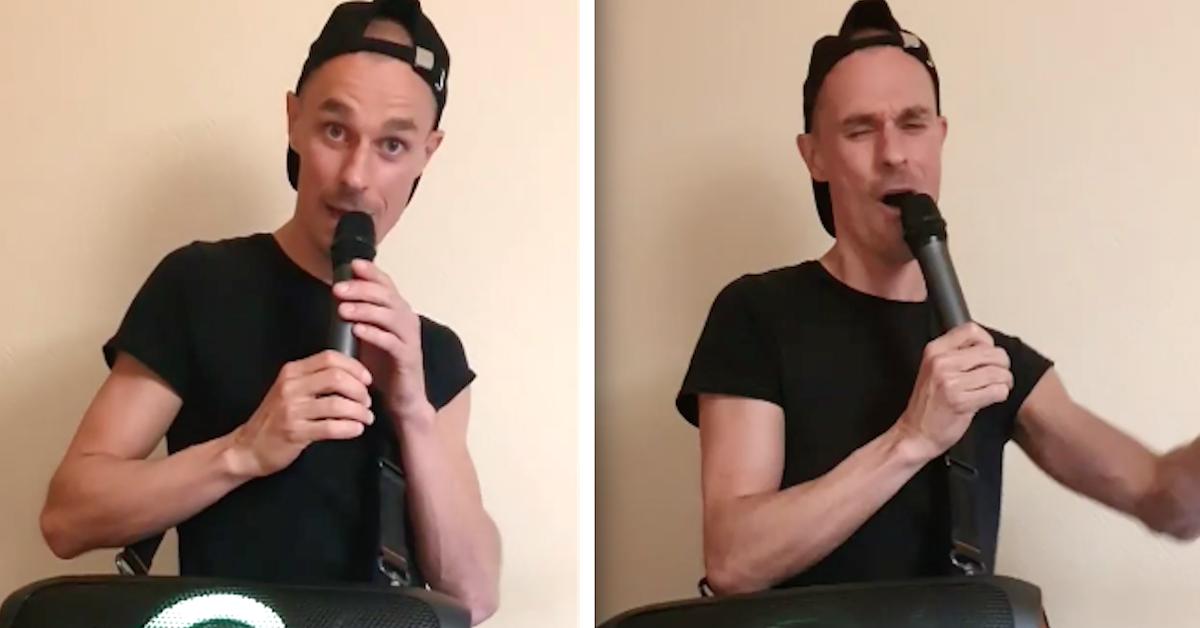 Piotr Żyła zaśpiewał hit