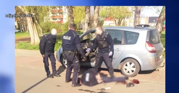 Pogrzeb zamordowanego policjanta