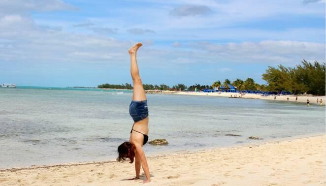 Praca marzeń na Bahamach