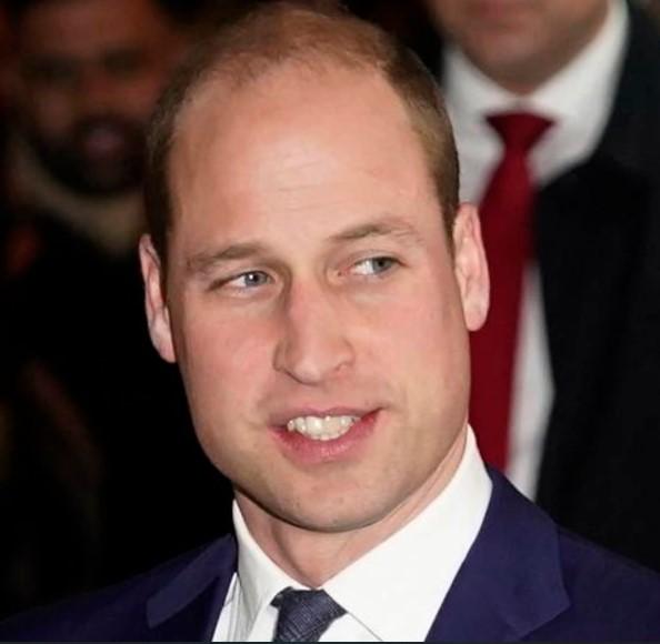 książę wiiliam poważnie chory?