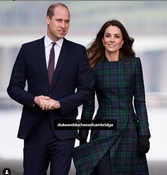 książę William poważnie chory