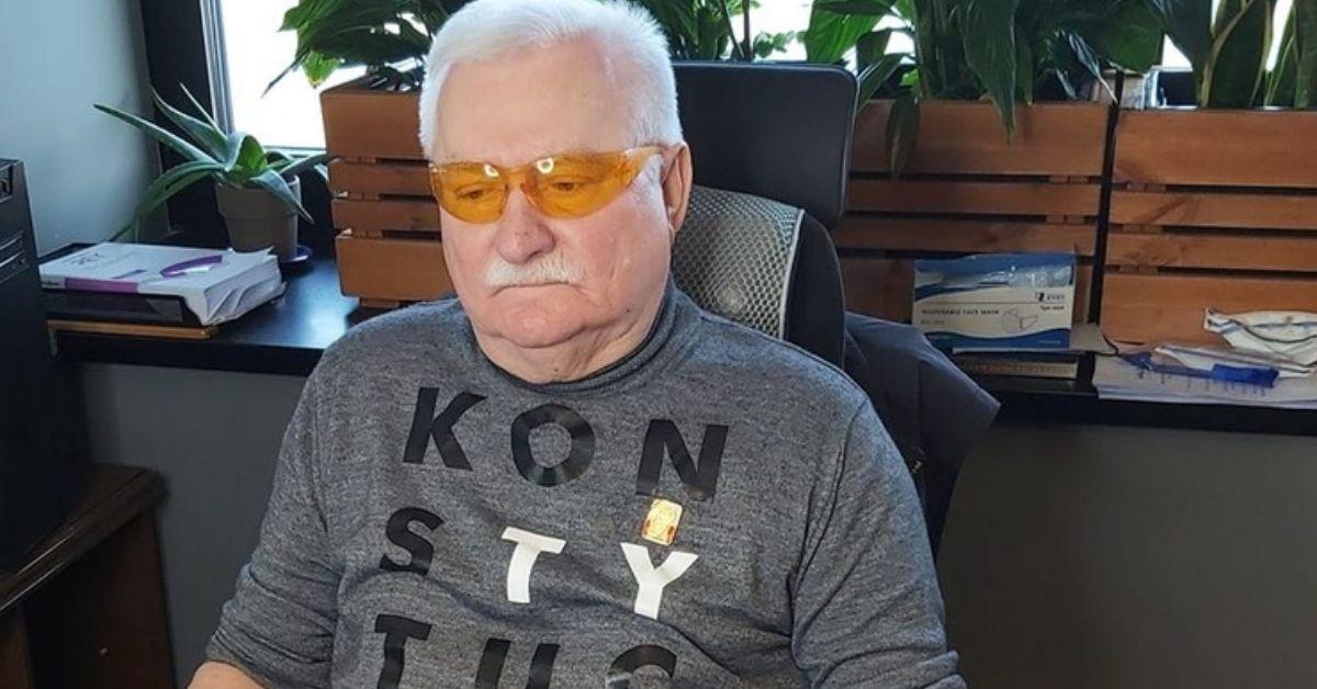 Lech Wałęsa nadal szuka pracy