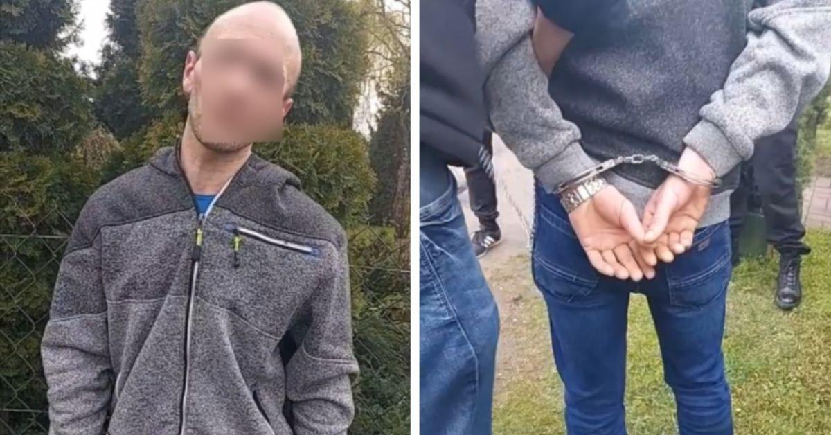 łowcy pedofilów zatrzymali 36-latka