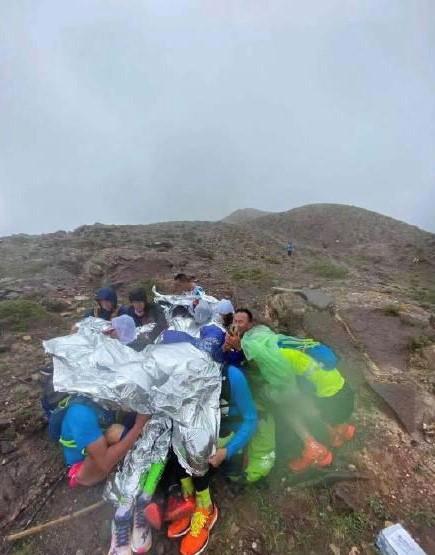 nie żyje 21 uczestników górskiego ultramaratonu 2