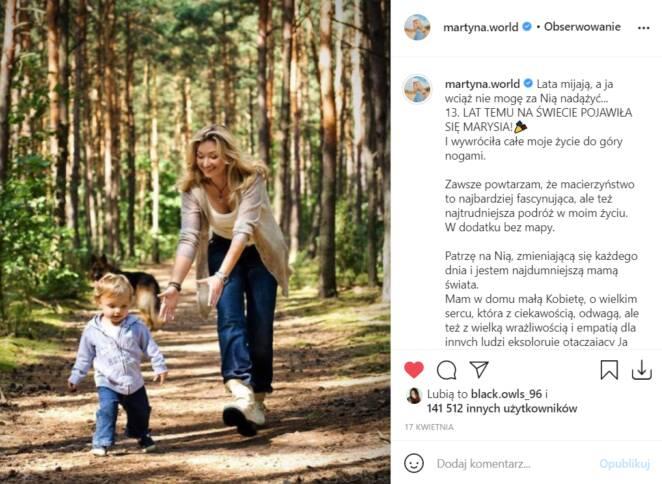 Niespodziewana ciąża Martyny Wojciechowskiej