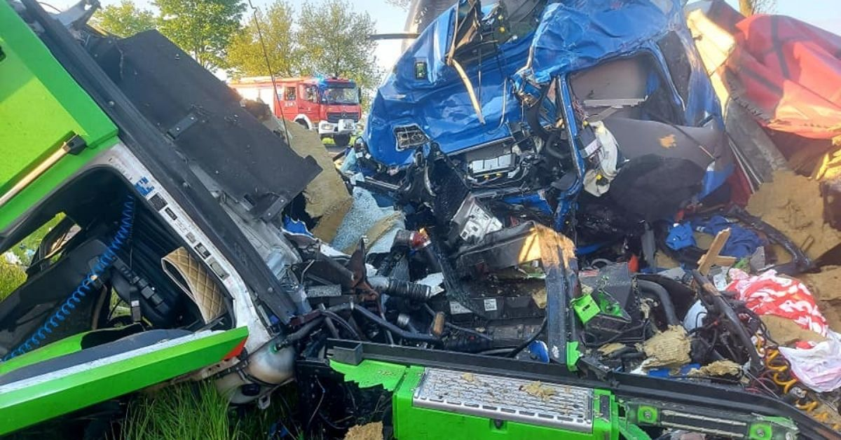 Śmiertelny wypadek w Dobrosielicach