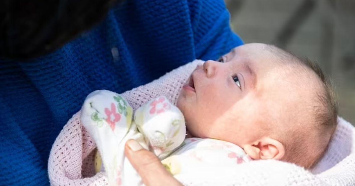 Urodziła w 27 sekund