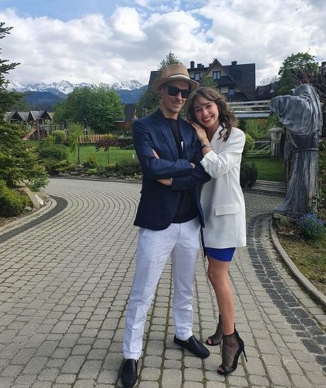 Piotr Żyła pokazał zdjęcie z wesela