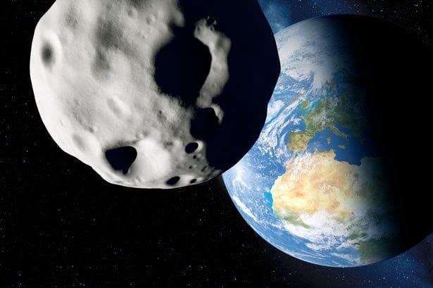 asteroida zagraża życiu na Ziemi 3