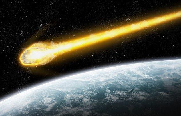asteroida zagraża życiu na Ziemi 4