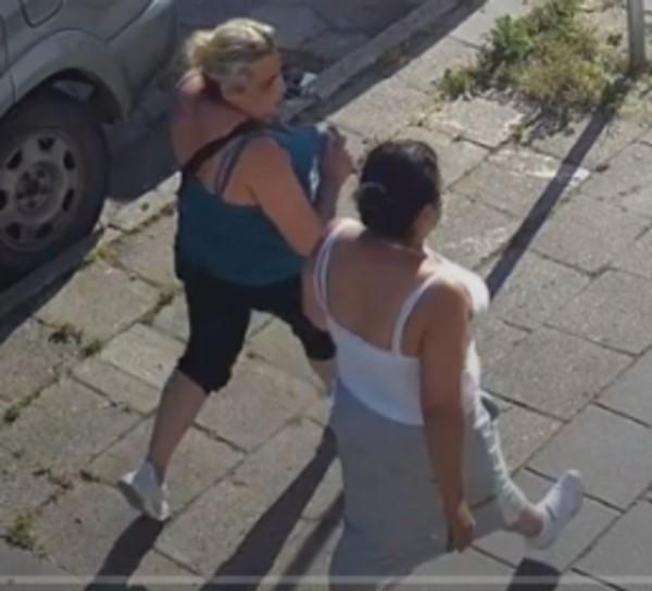 Bezczelna kradzież w Gdyni