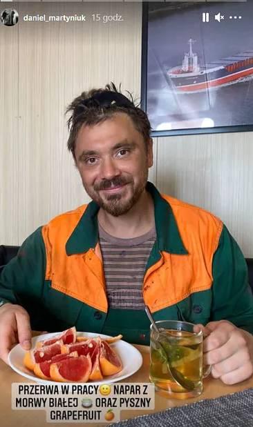 Daniel Martyniuk ma nową pracę