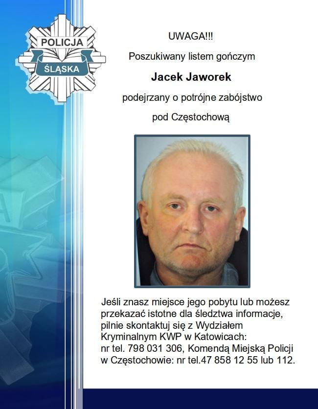 Jacek Jaworek popełnił samobójstwo