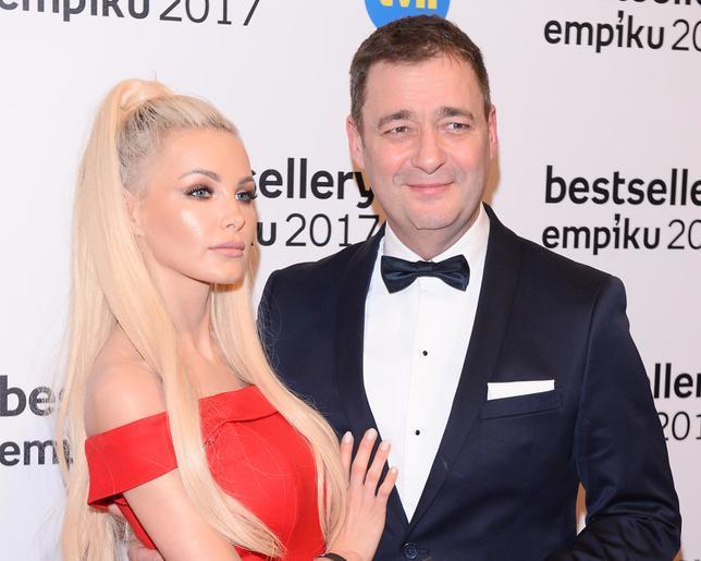 Jacek Rozenek ma nową partnerkę